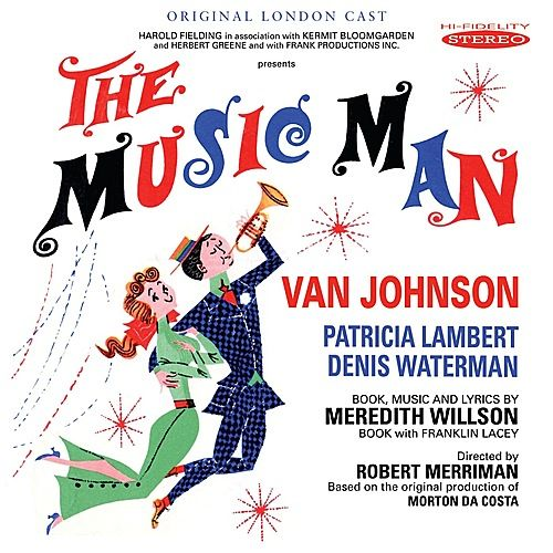 The Music Man (Original London Cast) by Various Artists