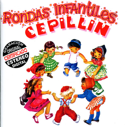 Play & Download Rondas Infantiles by Cepillín | Napster