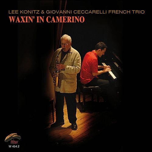 Play & Download Waxin' In Camerino by Lee Konitz | Napster