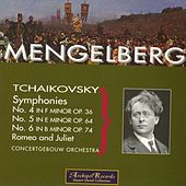 Play & Download Tchaikovsky: Symphonies Nos. 4, 5 & 6, Romeo & Juliet by Concertgebouw Orchestra of Amsterdam | Napster