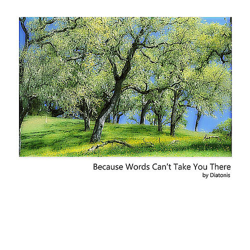 Play & Download Because Words Can't Take You There by Diatonis | Napster