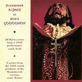 Mussorgsky, M.P.: Boris Godunov (Kipnis) (1943-1944) by Alexander Kipnis
