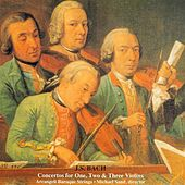 Play & Download Bach, J.S.: Concertos for 1, 2, and 3 Violins by Various Artists | Napster