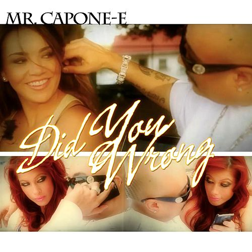 Play & Download Did You Wrong by Mr. Capone-E | Napster