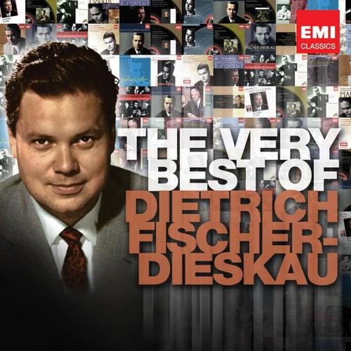 The Very Best of: Dietrich Fischer-Dieskau by Various Artists