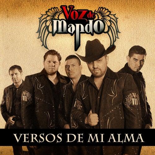 Versos De Mi Alma by Voz De Mando