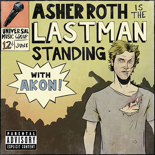 Play & Download Last Man Standing by Asher Roth | Napster
