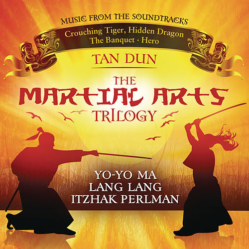 Martial Arts Trilogy by Various Artists