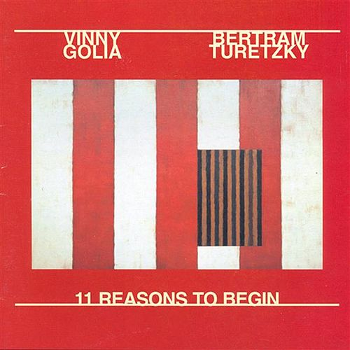 Golia: Triologue / How Many Sunsets? / Doubles / Green / 2 in 1 / Wind Songs / Songs for R.E. / Dialogue / Music for Bass Clarinet by Bertram Turetzky