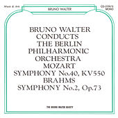Play & Download Bruno Walter conducts The Berlin Philharmonic Orchestra by Bruno Walter | Napster