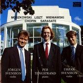 Moszkowski - Liszt - Wieniawski - Chopin - Sarasate by Various Artists