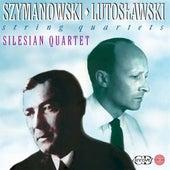 Play & Download Szymanowski & Lutoslawski: String Quartets by The Silesian String Quartet | Napster