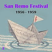 The Italian Song  / San Remo Festival, Volume 2 (1956 - 1959) by Various Artists