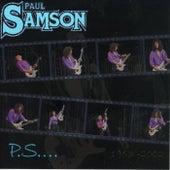 P.S.... by Paul Samson