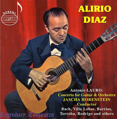 Lauro: Concerto for Guitar & Orchestra by Alirio Diaz