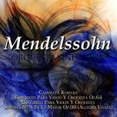 Play & Download Clásica-Mendelssohn by La Orquesta Sinfonica | Napster