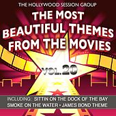 The Most Beautiful Themes From The Movies Vol. 20 by The Hollywood Session Group