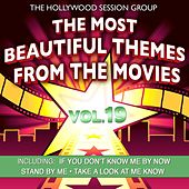 The Most Beautiful Themes From The Movies Vol. 19 by The Hollywood Session Group