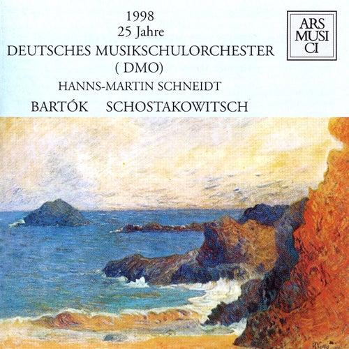 Play & Download Shostakovich: Chamber Symphony - Bartok: Divertimento by Hanns-Martin Schneidt | Napster