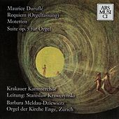 Play & Download Durufle: Requiem / Motetten / Suite, Op. 5 fur Orgel by Various Artists | Napster
