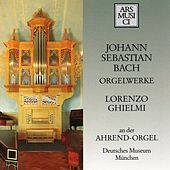 Play & Download Bach: Orgelwerke by Lorenzo Ghielmi | Napster