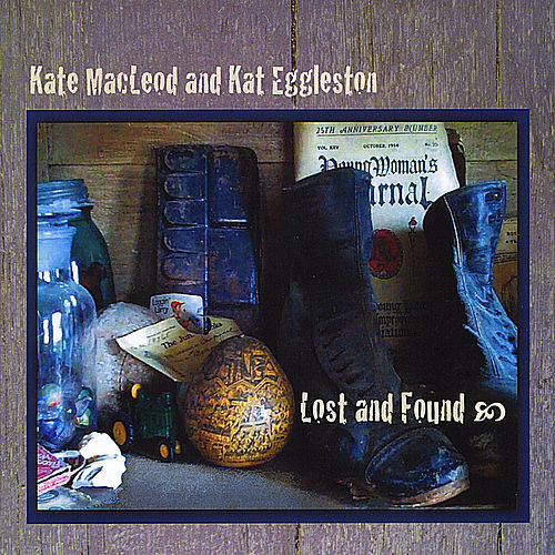 Lost and Found by Kate MacLeod