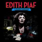 Edith Piaf. 12 Chansons Inoubliables by Edith Piaf