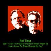 Play & Download 2001-12-08 The Broadway Theatre Of Pitman, Pitman, NJ by Hot Tuna | Napster