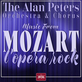 Music From The Musical: Mozart l'opera Rock by Musical Mania