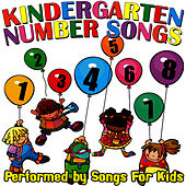 Kindergarten Number Songs by Songs for Kids
