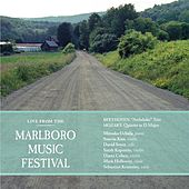 Live from the Marlboro Music Festival - Mozart, Beethoven, Schubert by Various Artists