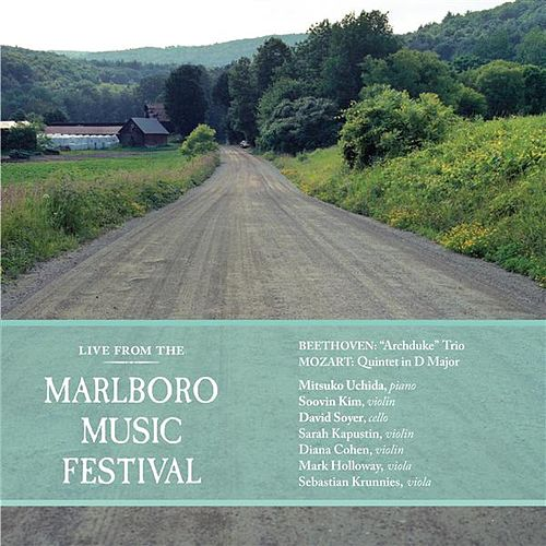 Play & Download Live from the Marlboro Music Festival - Mozart, Beethoven, Schubert by Various Artists | Napster