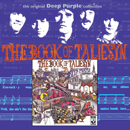 Play & Download The Book Of Taliesyn by Deep Purple | Napster