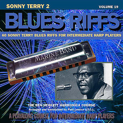 Play & Download Sonny Terry Blues Riffs 2, Vol. 19 by Ben Hewlett | Napster