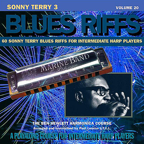 Play & Download Sonny Terry Blues Riffs 3, Vol. 20 by Ben Hewlett | Napster
