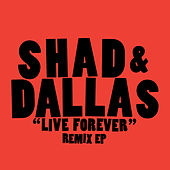 Play & Download Live Forever by Shad | Napster