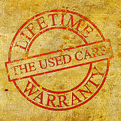 Lifetime Warranty by The Used Cars