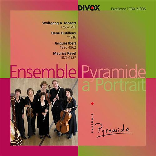 Play & Download A Portrait by Ensemble Pyramide | Napster