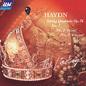 Haydn: String Quartets, Op.76, Nos. 1, 2 & 3 by The Lindsays