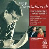 Play & Download Shostakovich, D.: Piano Sonatas Nos. 1 and 2 / Suite, Op. 6 / 24 Preludes / Tarantella by Margarete Babinsky | Napster