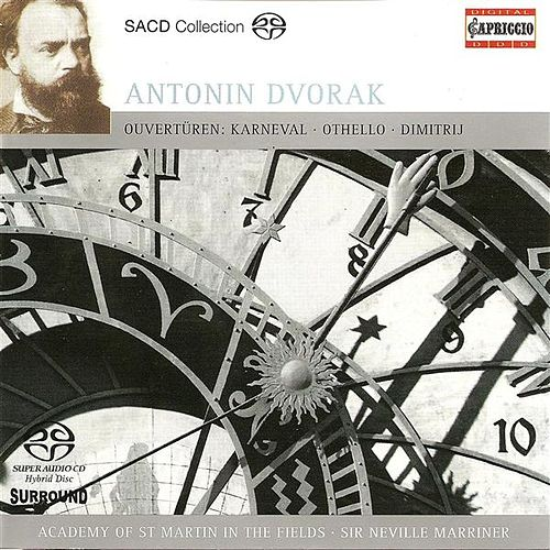 Play & Download Dvorak, A.: Carnival / Othello / the Water Goblin / Overture To Dimitrij by Various Artists | Napster