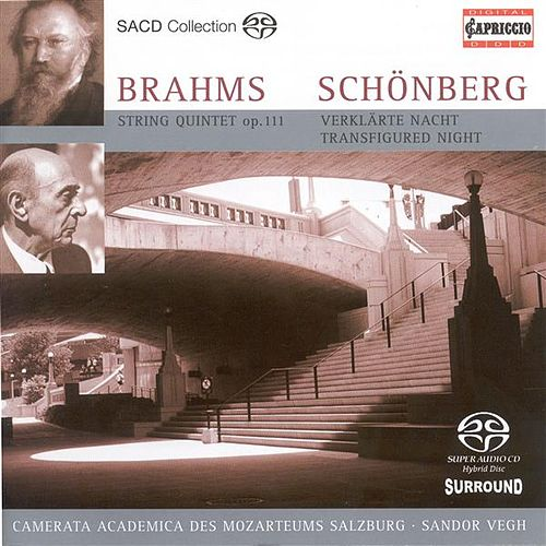 Play & Download Brahms, J.: String Quintet No. 2 / Schoenberg A.: Verklarte Nacht (Arr. for String Orchestra) by Sandor Vegh | Napster