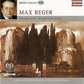 Reger, M.: Variations and Fugue On A Theme of Mozart / 4 Tondichtungen Nach Arnold Bocklin by Jorg-Peter Weigle