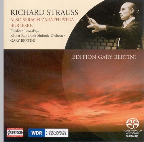 Strauss, R.: Also Sprach Zarathustra / Burleske by Gary Bertini