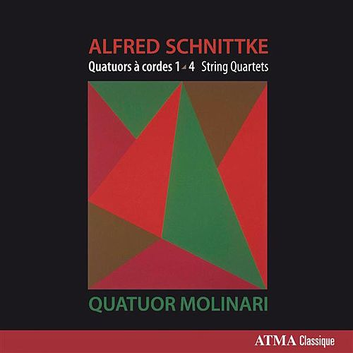 Play & Download Schnittke: String Quartets Nos. 1-4 by Molinari Quartet | Napster