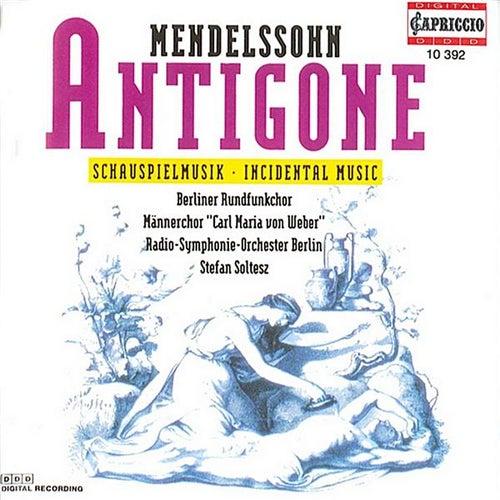 Mendelssohn: Antigone by Rene Pape