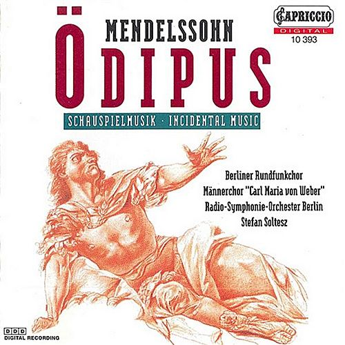 Mendelssohn: Oedipus at Colonus by Rene Pape