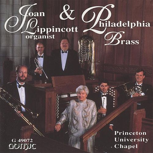 Play & Download Joan Lippincott & Philadephia Brass by Joan Lippincott | Napster