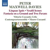 Play & Download Maxwell Davies: Linguae ignis - Vesalii Icones by Mauro Ceccanti | Napster