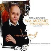 Play & Download Mozart: Symphonies, Vol. 3 (1769-1770) by Adam Fischer | Napster